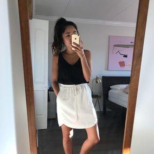 Tie waisted skirt